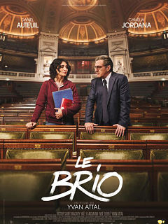 Comedie Le Brio, un remake americain du film d Yvan Attal avec Letitia Wright