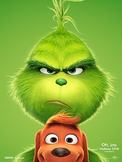 Le Grinch : le film d animation de Yarrow Cheney et d Universal Pictures en tete du box office