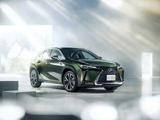 Lexus UX : le crossover de la marque s appuie sur Global Architecture Compact