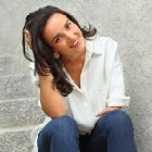 Marie Bochet est l'égérie de L'Oréal Paris