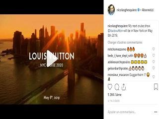 Louis Vuitton : la marque francaise devoilera sa collection Croisiere 2020 a New York