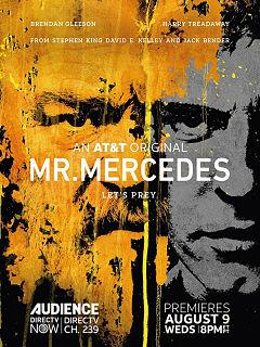 Serie Mr Mercedes basee sur des romans de Stephen King aura une saison 3