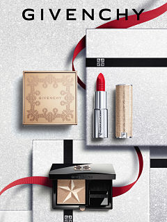 Mystic Glow, collection de maquillage de Givenchy en edition limitee pour Noel