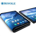 FlexPai : le smartphone pliable de Royole
