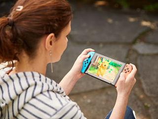Jeux video, un jeu avec Pokemon sur Switch dans les sorties videoludiques