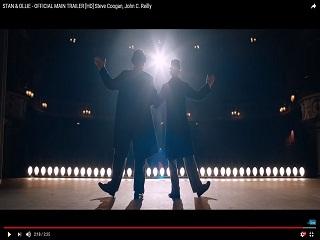Stan e Ollie : le film de Jon S Baird avec Steve Coogan et John Creilly