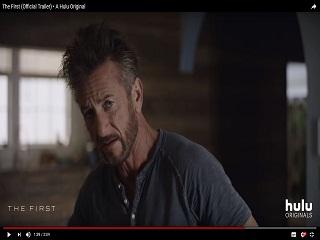The first avec Sean Penn, la serie de Hulu se devoile dans une bande annonce