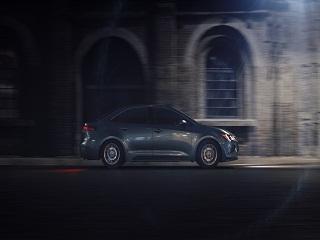 Toyota Corolla : la berline du constructeur japonais au Salon de Canton