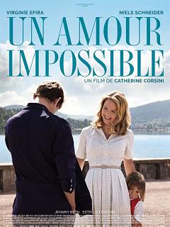 Un amour impossible, film de Catherine Corsini avec Virginie Efira au cinema