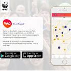 WWF France propose l'application WAG