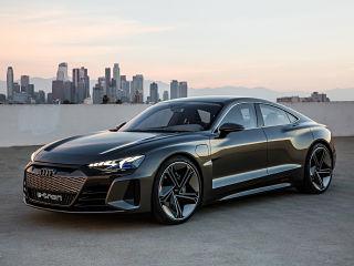 Audi e tron GT Concept, voiture avec moteurs electriques du constructeur allemand