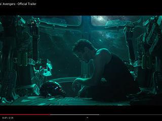Film Avengers Endgame, une bande annonce pour les super heros Marvel