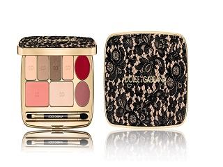 The Sicilian Lace de Dolce Gabbana : une palette de maquillages de la marque de mode
