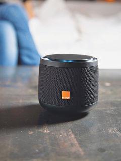Djingo, une enceinte intelligente d Orange avec Amazon Alexa