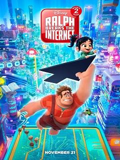 Ralph 2.0 : le film d animation de Disney realise par Rich Moore en tete du box office