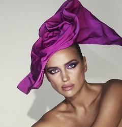 Irina Shayk : Marc Jacobs Beauty, la marque designe la top modele comme egerie