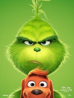 Le Grinch : le film d animation de Yarrow Cheney et Scott Mosier en tete du box office