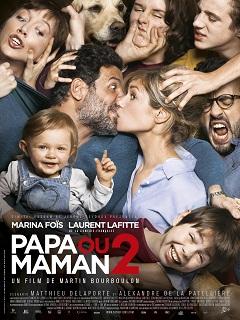 Papa ou Maman : la serie televisee avec Florent Peyre et Emilie Caen sur M6