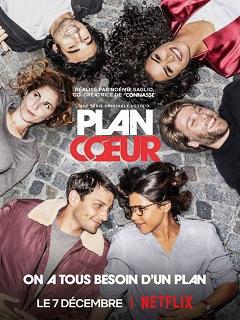 Serie francaise Plan Coeur : une comedie de Noemie Saglio avec Zita Hanrot