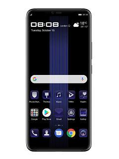 Porsche Design Huawei Mate 20 RS, smartphone avec ecran OLED et Kirin 980
