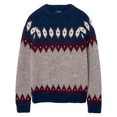 GANT : la marque suedoise lance un nouveau modele de pull de Noel