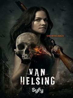 Van Helsing : la serie fantastique de Syfy avec Kelly Overton aura une saison 4