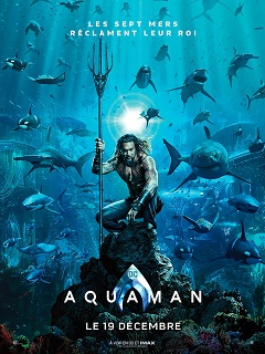 Aquaman avec Jason Momoa : le film de super heros en tete du box office
