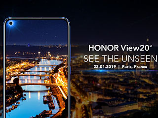 Honor View 20, smartphone sous Android Pie avec edition Moschino