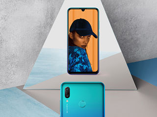 Huawei P Smart 2019, smartphone avec intelligence artificielle et Android Pie