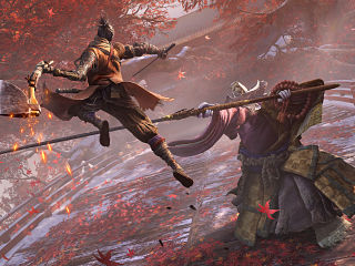 Jeux video, le jeu Sekiro Shadows Die Twice d Activision sort sur PS4