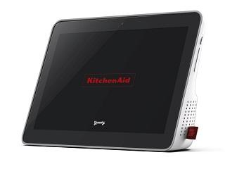 KitchenAid : Smart Display, la tablette de cuisine de la marque au CES
