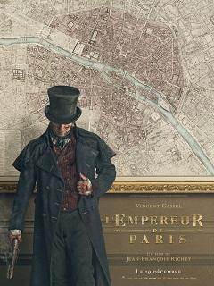 L Empereur de Paris : Vincent Cassel, l acteur incarne Vidocq dans le film