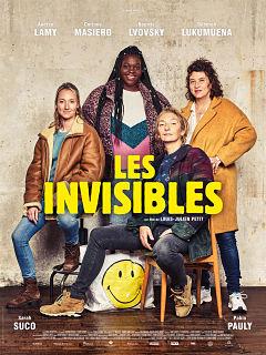 Les Invisibles, comedie de Louis Julien Petit avec Audrey Lamy au cinema