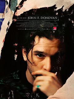 Film Ma vie avec John F Donovan de Xavier Dolan avec Kit Harington