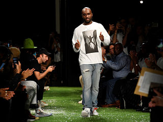 Off White x Mr Porter, ligne de vetements Modern Office de Virgil Abloh