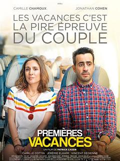 Comedie Premieres vacances, Camille Chamoux et Jonathan Cohen au cinema