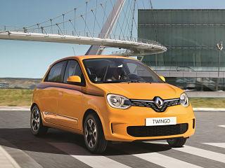 Renault Twingo, la citadine du constructeur francais subi un restylage