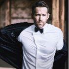 Ryan Reynolds est le nouveau visage d'Armani