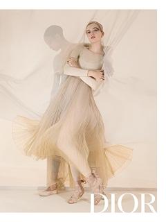 Dior : Selena Forrest et Ruth Bell dans la campagne de la marque