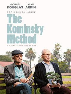 Serie : La Methode Kominsky de Chuck Lorre avec Michael Douglas a une saison 2