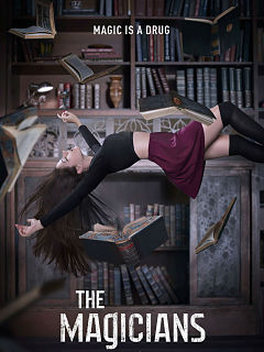 The Magicians : la serie de John McNamara sur Syfy aura une saison 5