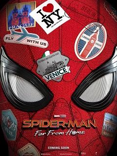 Spider Man: Far From Home, Tom Holland affronte Jake Gyllenhaal dans le film