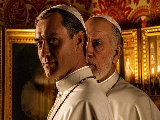 The New Pope : Jude Law est au casting de cette serie de la chaine Sky