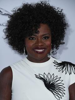 Viola Davis : l actrice americaine jouera la politicienne Shirley Chisholm au cinema