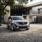 XT6 : le nouveau SUV électrique de Cadillac