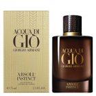 « Absolu Instinct » : une déclinaison du parfum « Acqua di Giò »