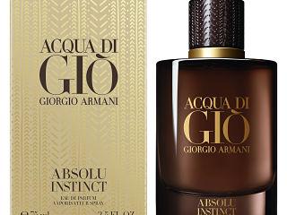 Parfum Acqua di Gio Absolu Instinct : fragrance de Giorgio Armani