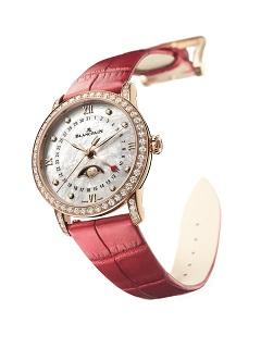 Blancpain Villeret Women Quantieme Phases de Lune : une montre edition limitee de la marque