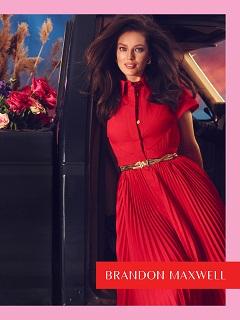 Brandon Maxwell : Emily DiDonato lance une collection de la marque de mode