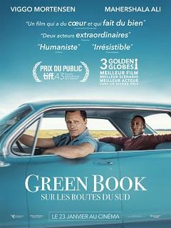 Green Book de Peter Farrelly, film avec Mahershala Ali et Viggo Mortensen